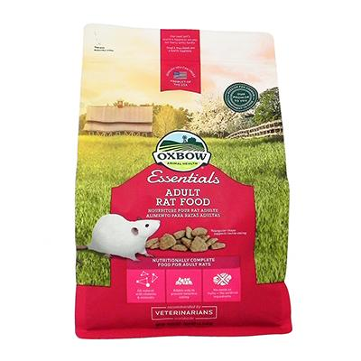 Oxbow Essentials Regal Rat Food 3lb