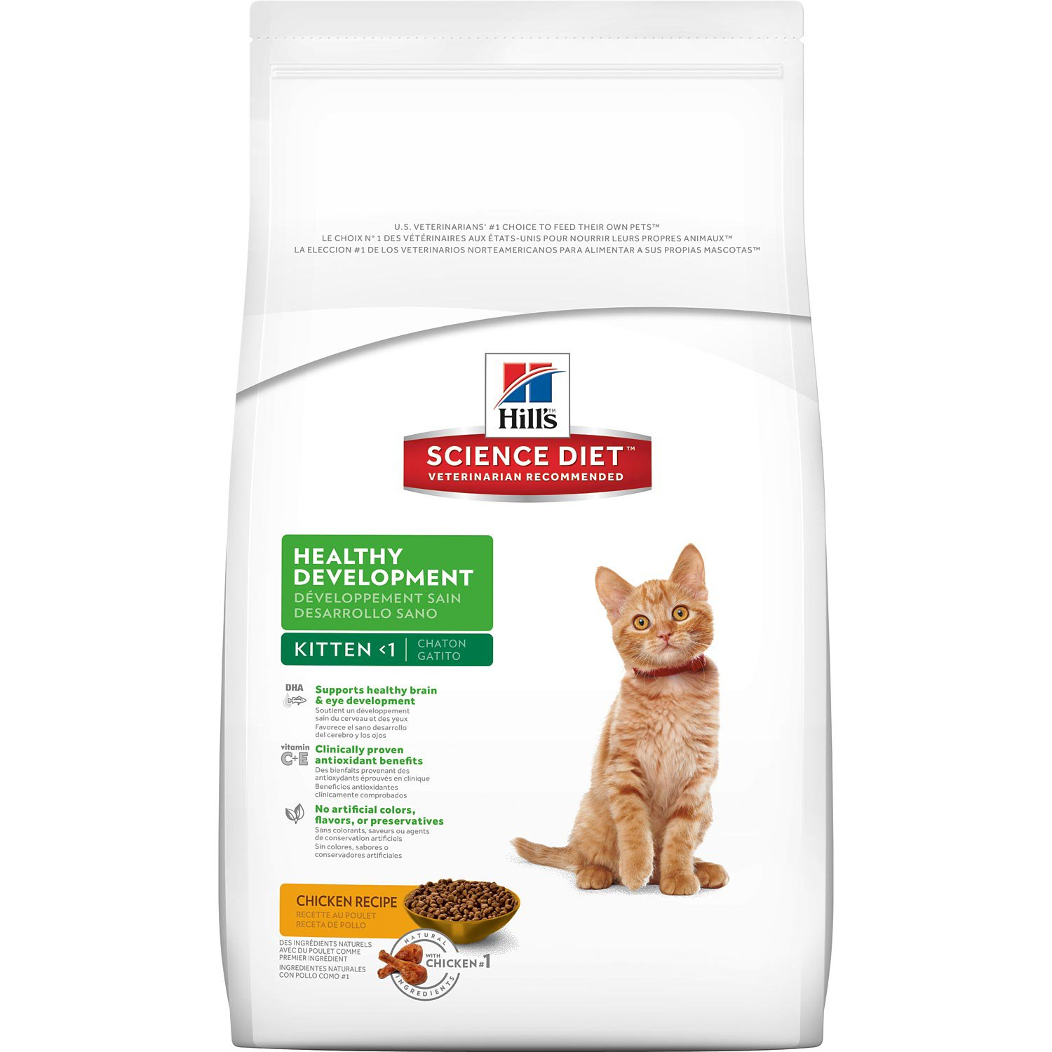 Science Diet  Kitten Healthy Development 3.5lb