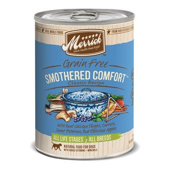 Merrick Smothered Comfort 12.7oz 12 Count Case