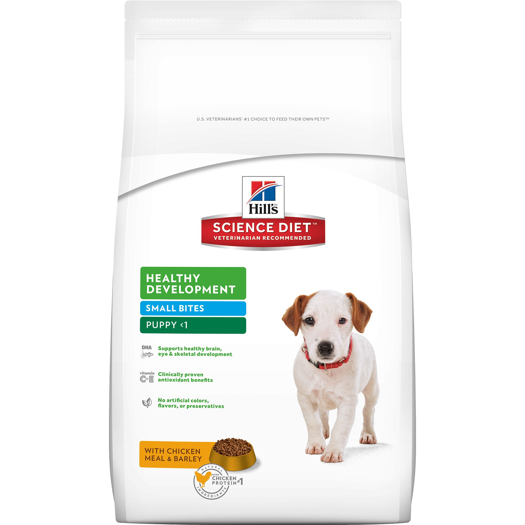 Science Diet Small Bite Puppy 4.5lb
