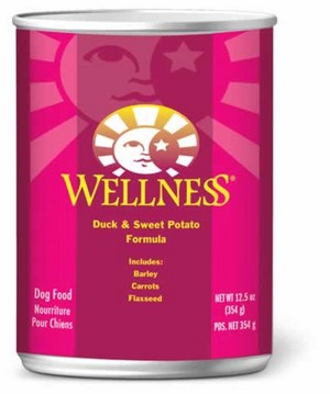 WELLNESS DUCK 12.5OZ CAN
