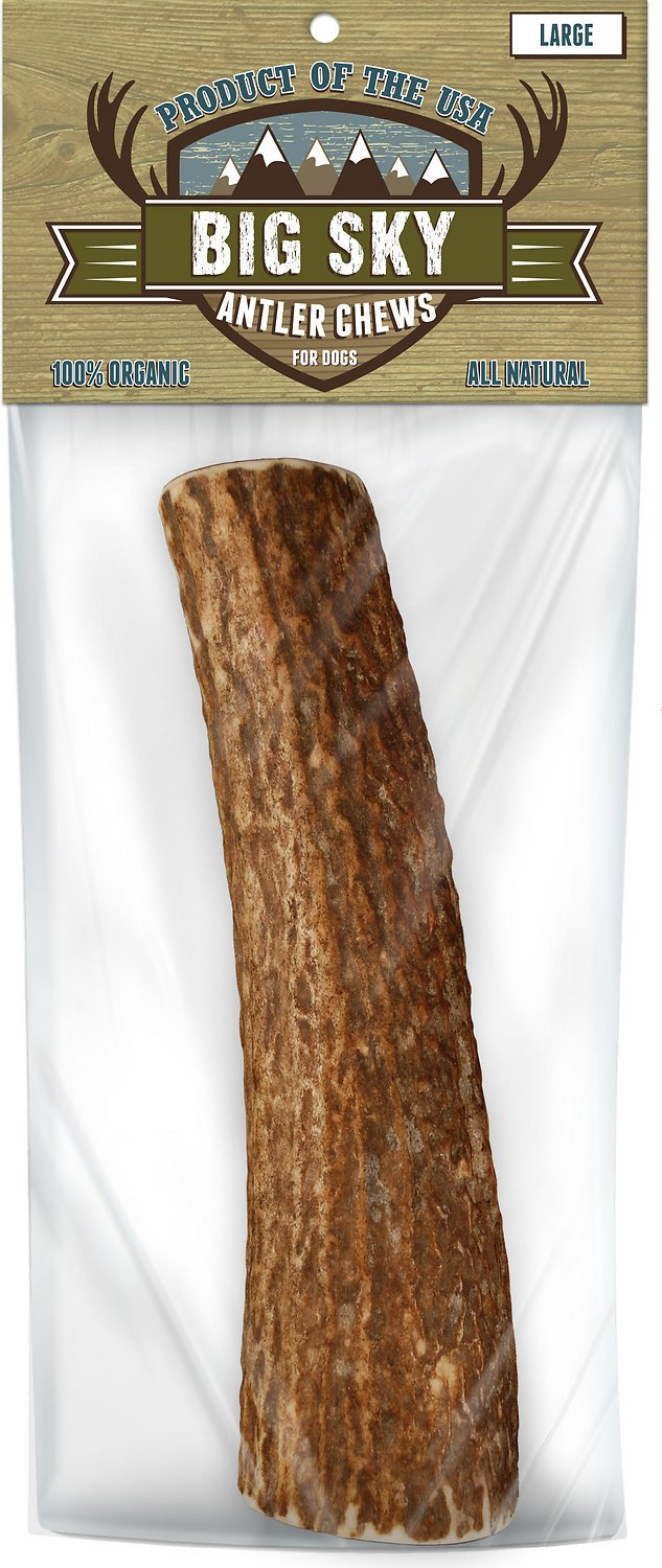 Scott Pet Antler Chews Large