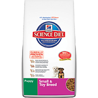 Science Diet Small Breed Puppy 4.5lb