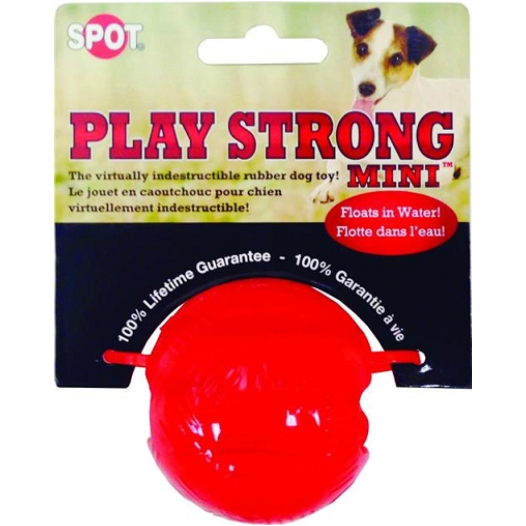 Ethical Play Strong Ball 2.5-inch