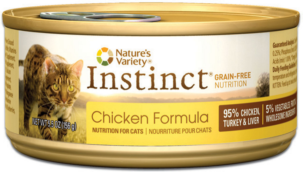 Natures Variety INSTINCT CHICKEN 5.5OZ CAN
