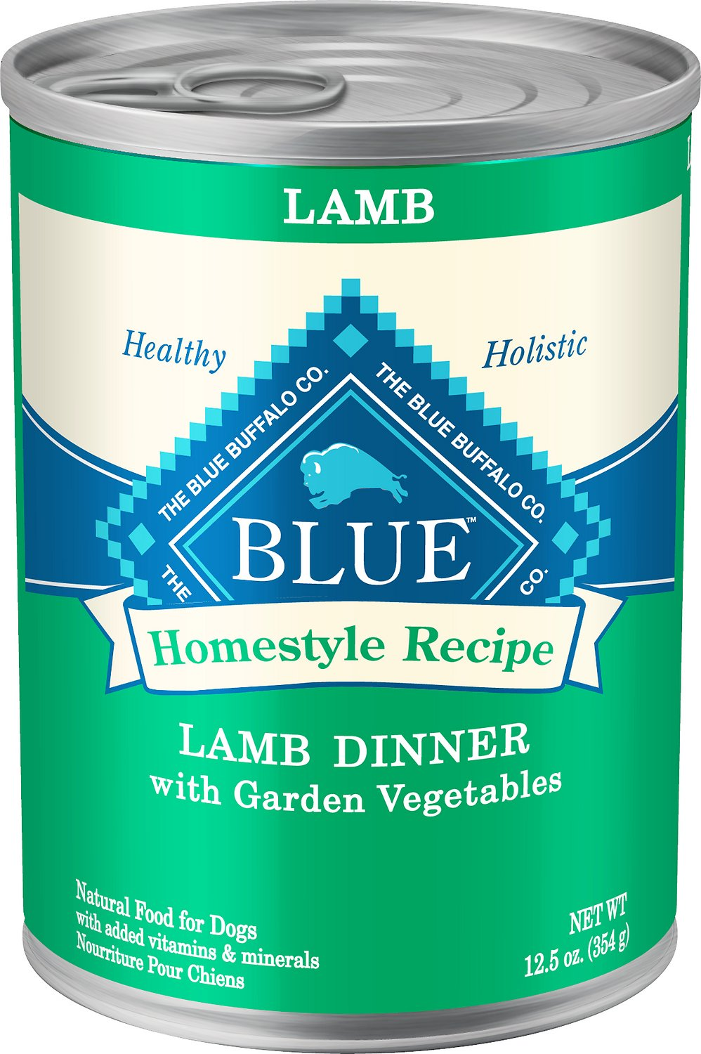 Blue Buffalo Lamb & Brown Rice Dinner 12.5OZ 12 Count Case