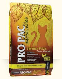 Pro Pac Ultimates Grain Free Savanna Pride Indoor Chicken, 5lb