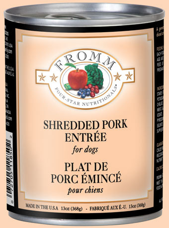 FROMM 4 STAR PORK 13OZ CAN