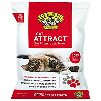 Dr. Elsey's Cat Attract Litter 40lb