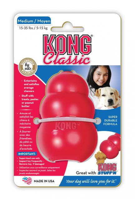 KONG CLASSIC MED