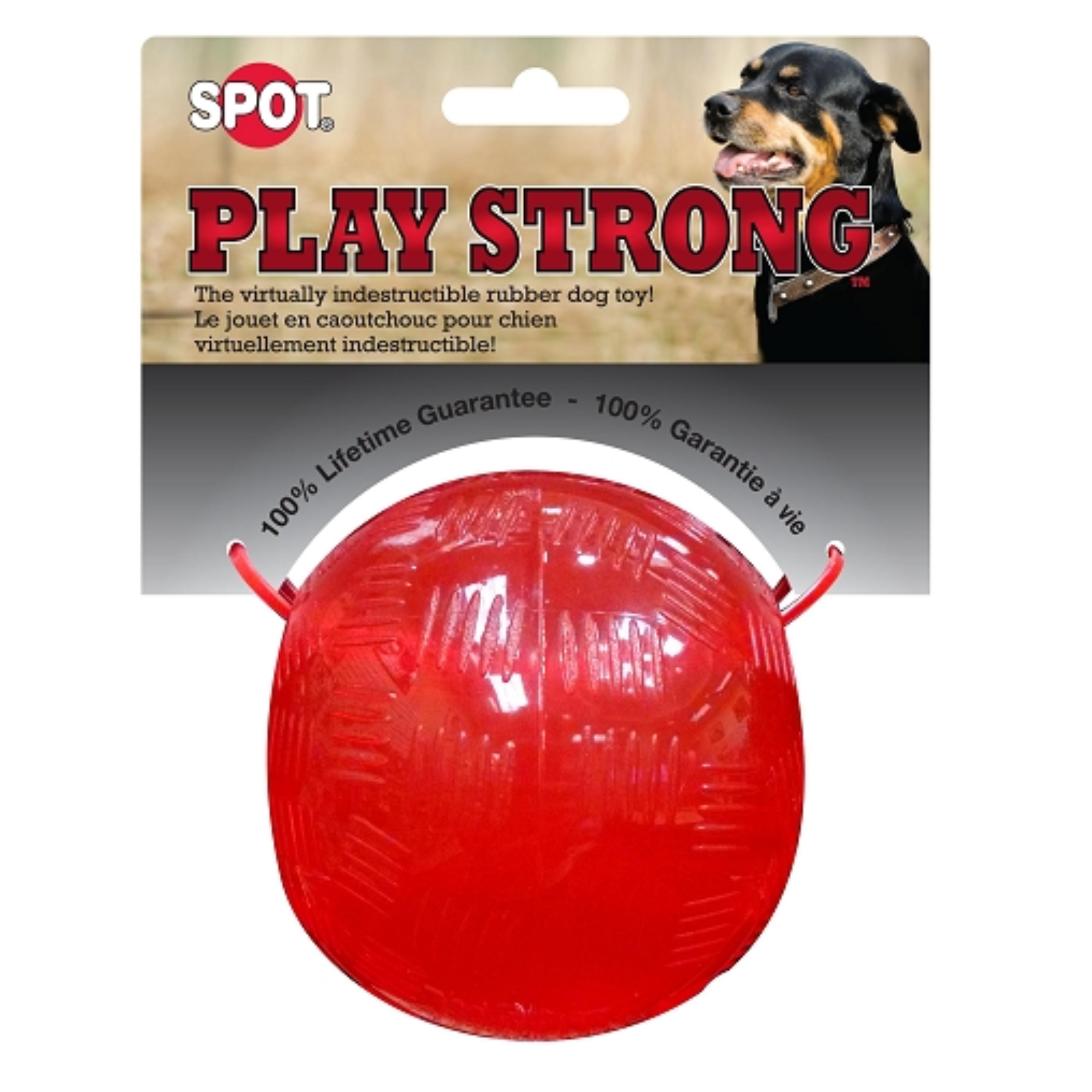 Ethical Play Strong Ball 3.25-inch