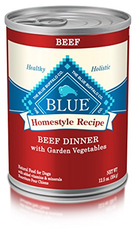 Blue Buffalo Beef Dinner 12.5OZ 12 Count Case