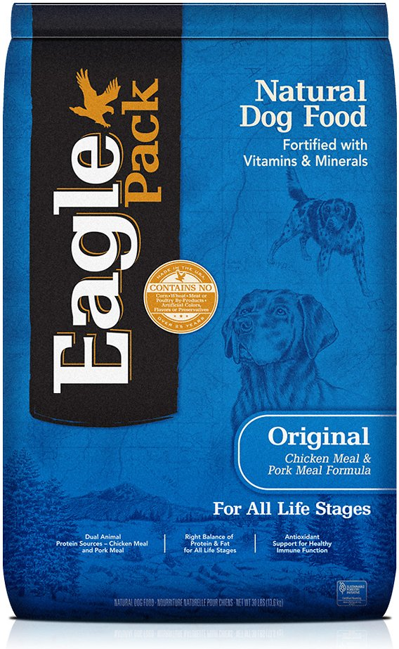 Eagle Pack Pork & Chicken Adult 30lb