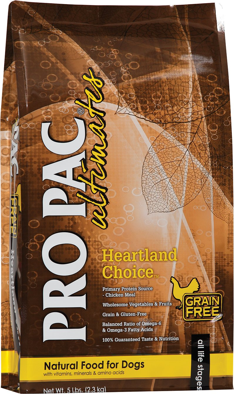 Pro Pac Ultimates Grain Free HEARTLAND CHKN 28LB
