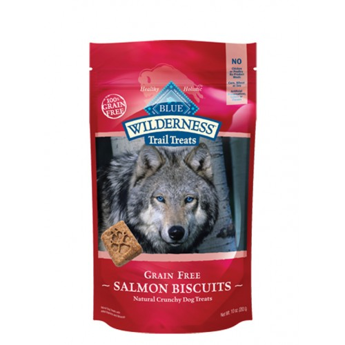 Blue Buffalo Wilderness Salmon Biscuit 10oz