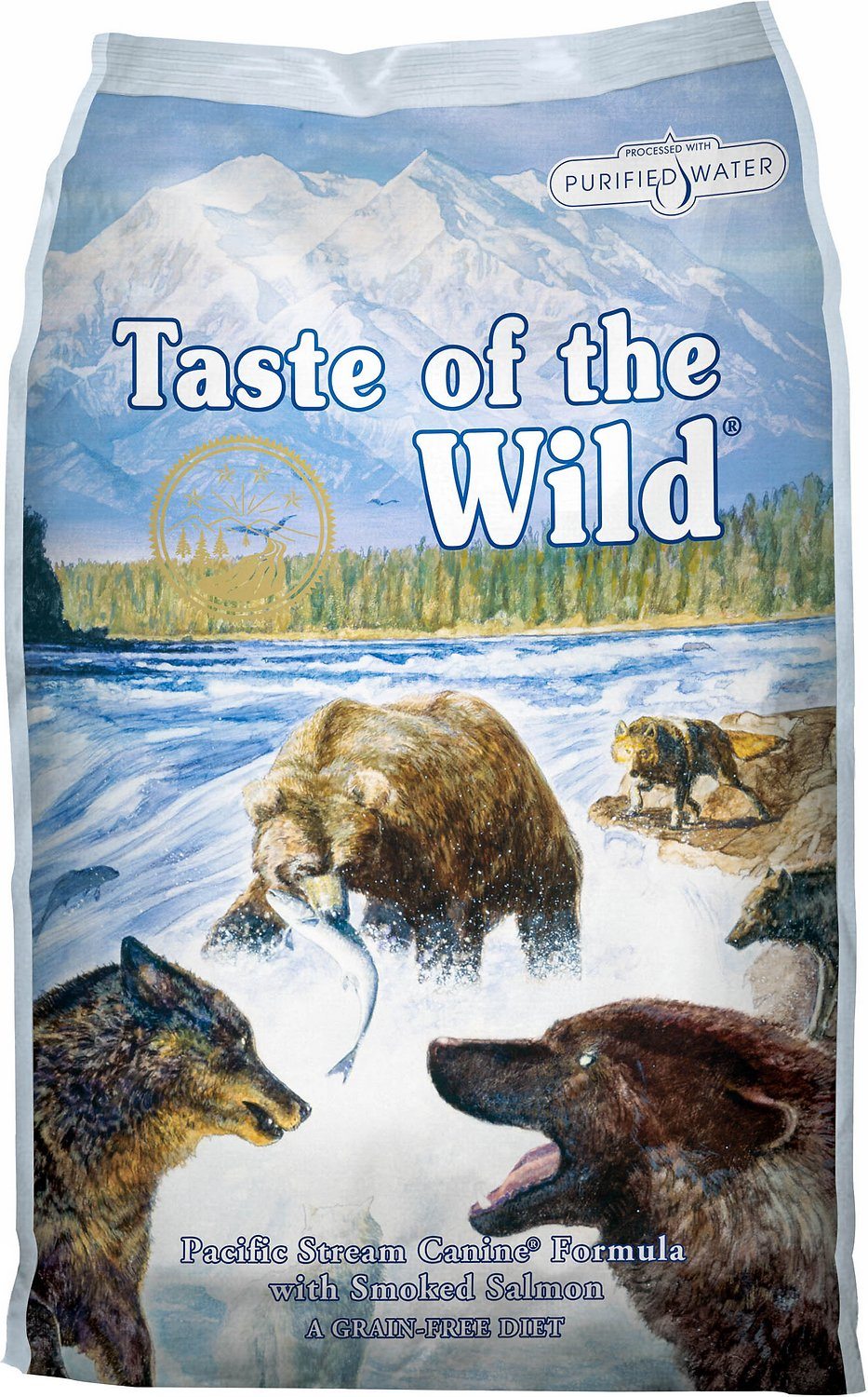 Taste Of The Wild  PACIFIC STREAM 30LB