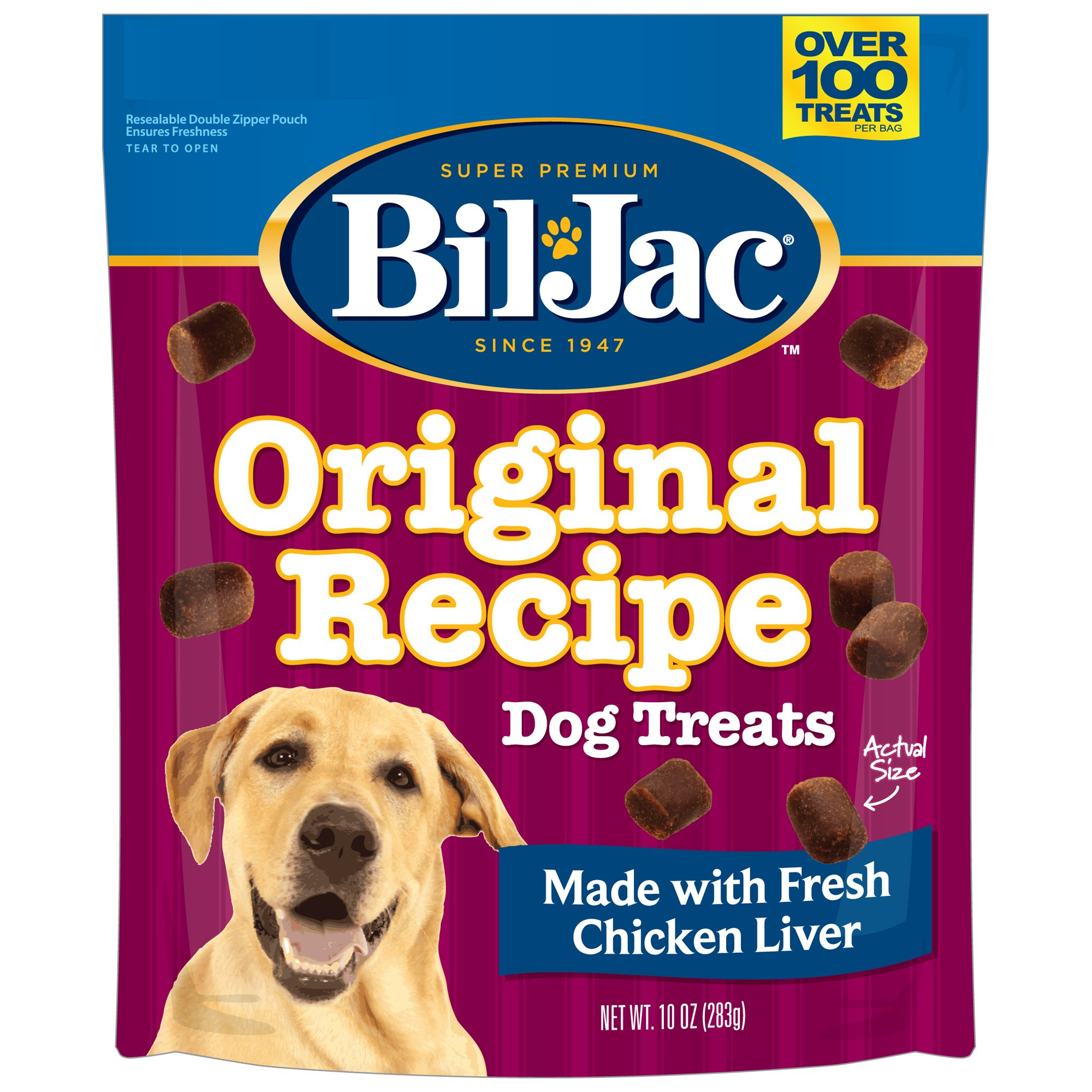 Bil Jac Liver Treats 10oz