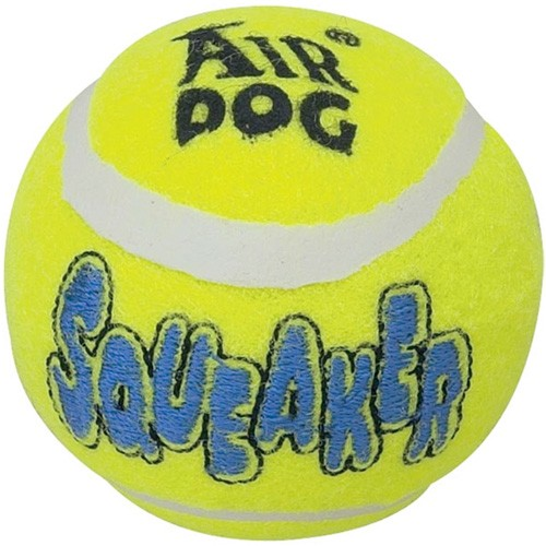 Kong Air Dog Squeaker Tennis Ball Medium
