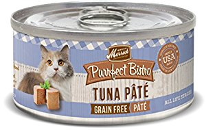 Merrick Tuna Pate Cat 5.5oz 24 Count Case
