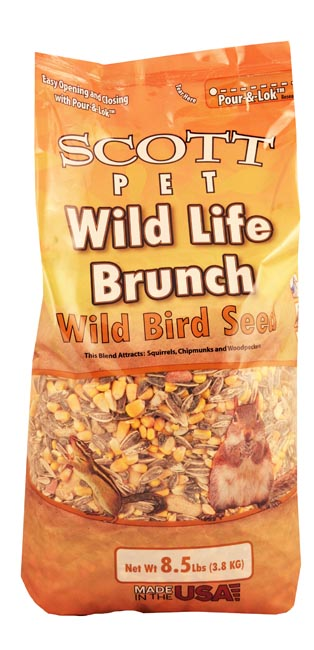 Scott Pet Wild Life Brunch Polybag 8.5lb