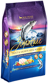 Zignature Grain Free Wild Trout and Salmon Dry Dog Food 4lb