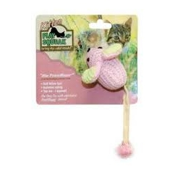 OUR PET PLAY SQK PINKIE MSE
