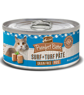 Merrick Surf & Turf Cat 5.5oz 24 Count Case