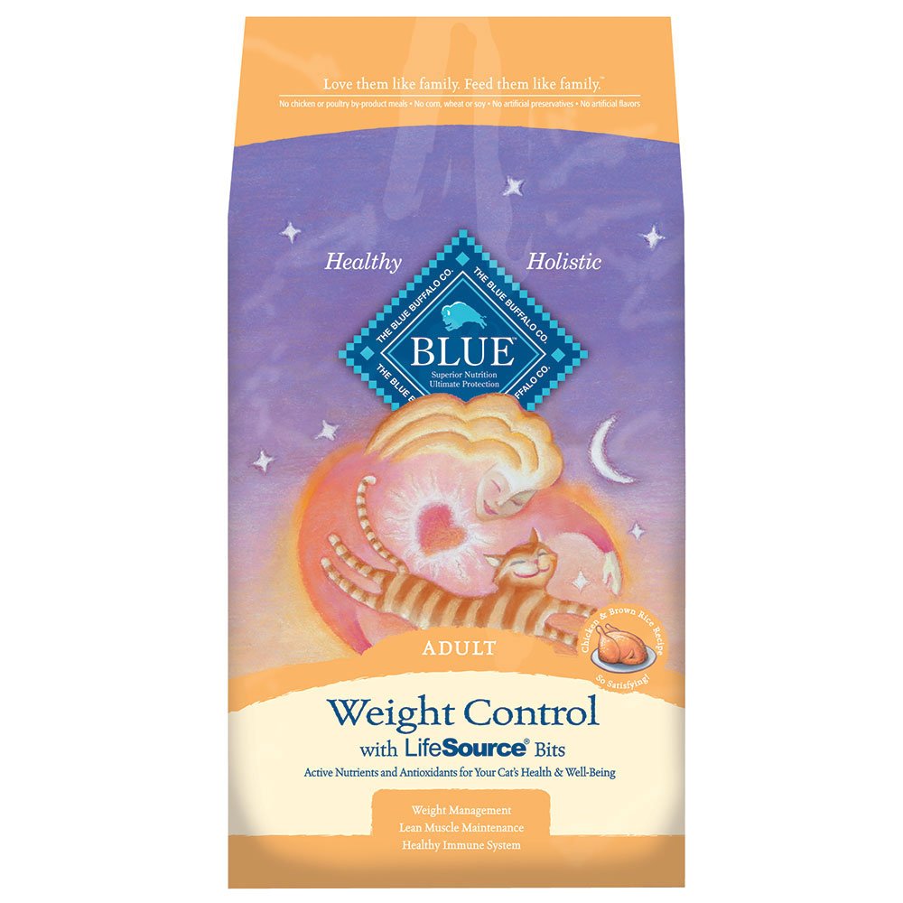 Blue Buffalo Weight Control Cat 7lb