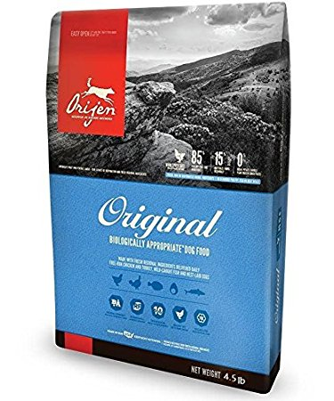 Orijen Original Adult Dry Dog Food 4.5lb