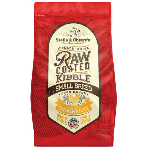 Stella & Chewys RAW COATED SMALL BREED 3.5LB