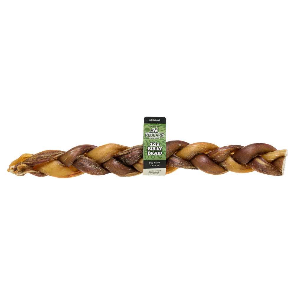 Redbarn 12 Braided Bully Sticks