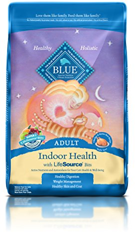 Blue Buffalo Indoor Adult Cat 7lb