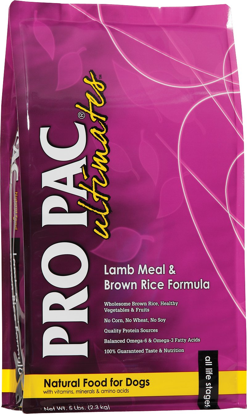 ProPac Ultimates LAMB & RICE 28LB