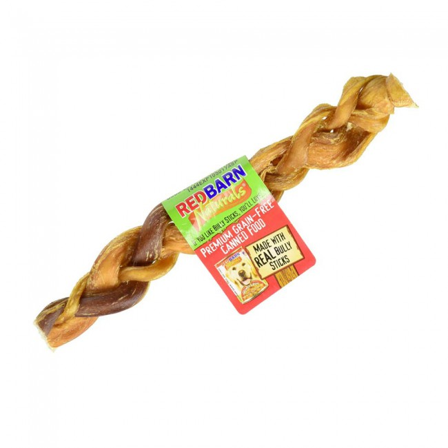 Redbarn 7 Braided Bully Sticks