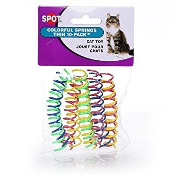 Ethical Thin Colorful Springs 10pk