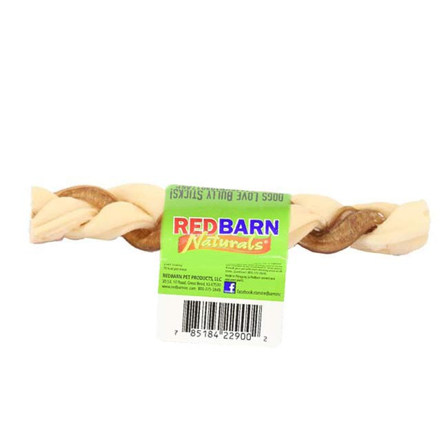 Redbarn Bully Twizzle Stix Dog Treats