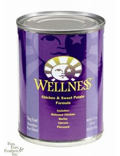WELLNESS  CHKN 12.5OZ 12 Count Case