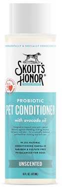 Skout's Honor Conditioner Unscented, 16oz