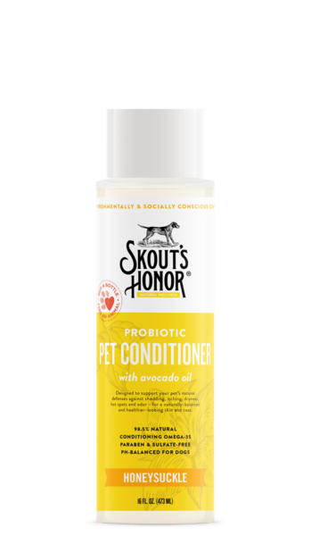Skout's Honor Conditioner Honeysuckle, 16oz