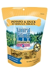 Natural Balance Limited Ingredients Potato & Duck Formula Dog Treats 8oz