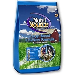 Nutri Source Grain Free Chicken Large Breed Dog Food 30lb