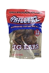 Scott Pet Grillerz Pig Ears 12 Count