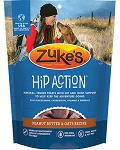 Zuke's Hip Action Fresh Peanut Butter Formula Dog Treats 6oz