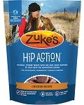 Zuke's Hip Action Roasted Chicken Recipe Dog Treats 6oz