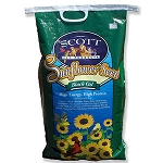 Scott Pet Black Oil Wild Bird Seed  20 Lb Bag