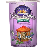 Scott Pet Nut & Cherry Wild Bird Seed Mix 18 Lb Bag