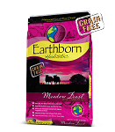 Earthborn Holistic Grain Free Meadow Feast 25LB