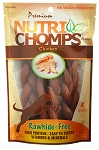 Nutri Chomps Chicken Braid 4 Count