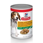 Science Diet Chicken & Vegetable Stew Puppy 12.8OZ 12 Count Case
