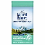 Natural Balance L.I.D. Limited Ingredient Diets Chicken & Sweet Potato Formula Dry Dog Food, 4 Lbs.